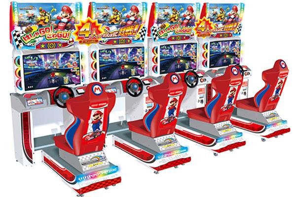 マリオカート アーケードグランプリ DX