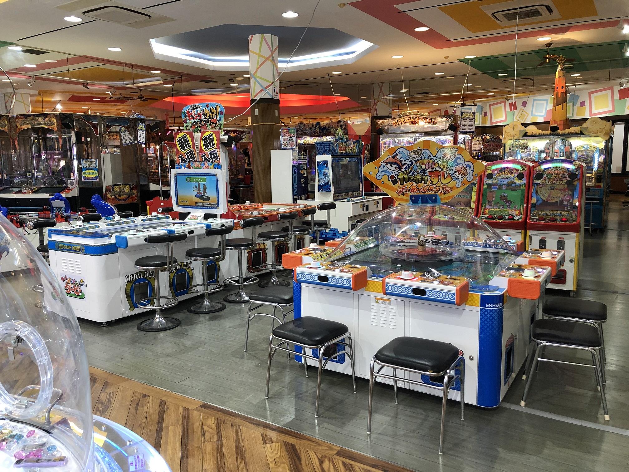 アミュージアム岸和田店|近畿エリア|アミュージアム【公式】ゲームセンター