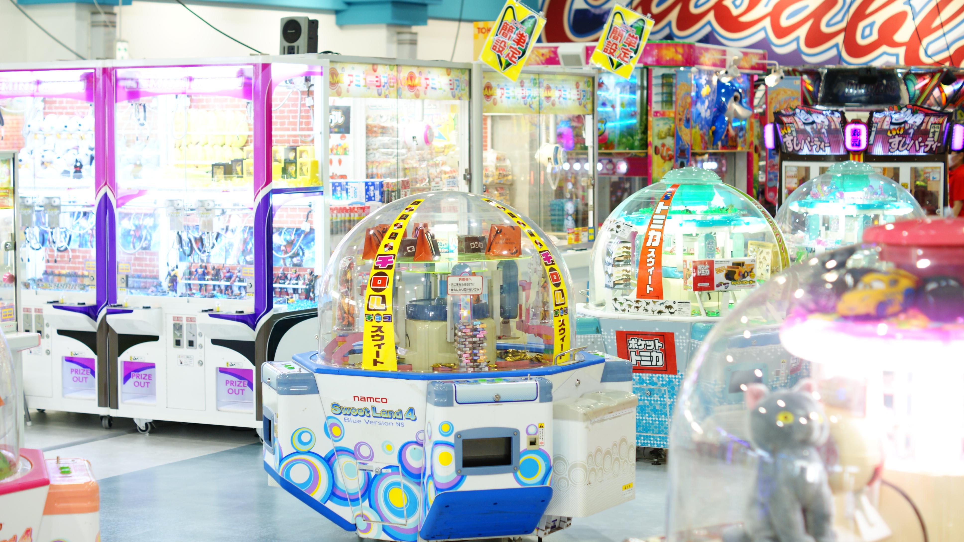 アミュージアム南風原店|九州・沖縄エリア|アミュージアム【公式】ゲームセンター
