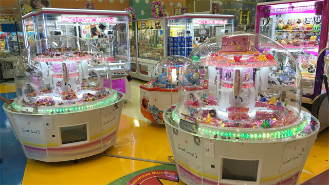 アミュージアムキッズパーク昭島店|関東エリア|アミュージアム【公式】ゲームセンター