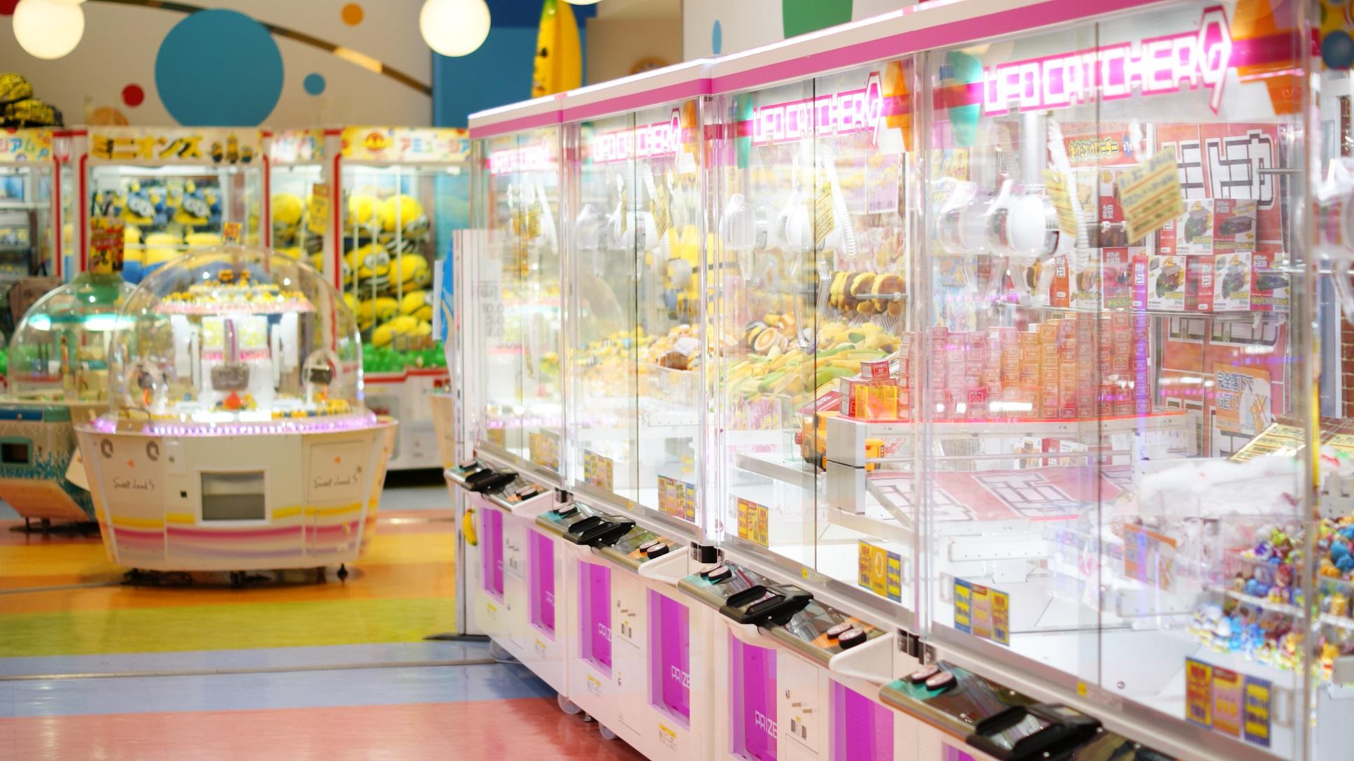 アミュージアム豊洲店|関東エリア|アミュージアム【公式】ゲームセンター