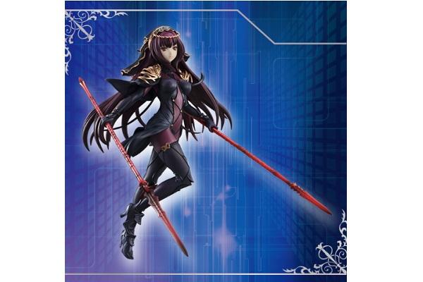 Fate/Grand Order SSSサーヴァントフィギュア~ランサー/スカサハ第三再臨~
