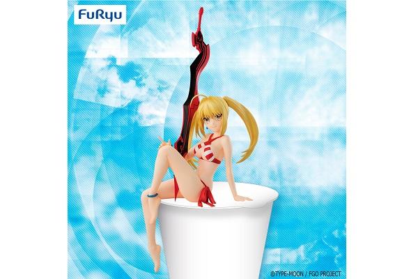 Fate/Grand Order ぬーどるストッパーフィギュア~キャスター/ネロ・クラウディウス~