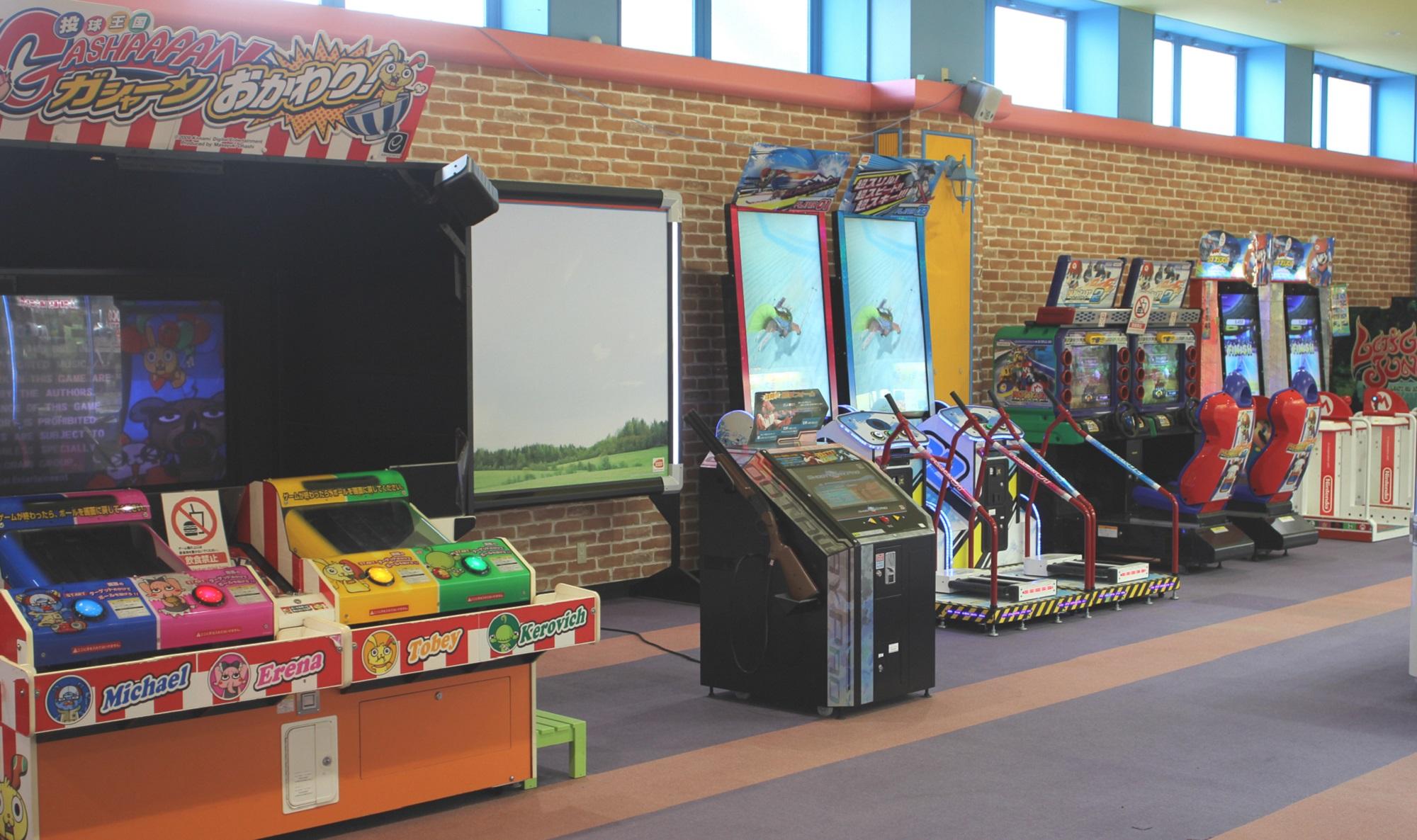アミュージアム富谷店|北海道・東北エリア|アミュージアム【公式】ゲームセンター