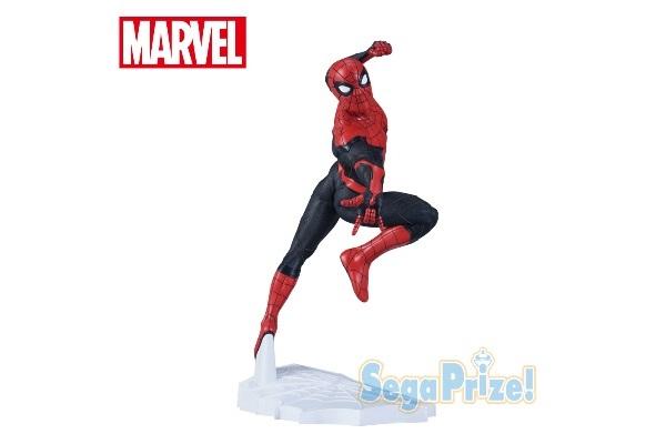 『スパイダーマン:ファー・フロム・ホーム』LPMフィギュア #スパイダーマン