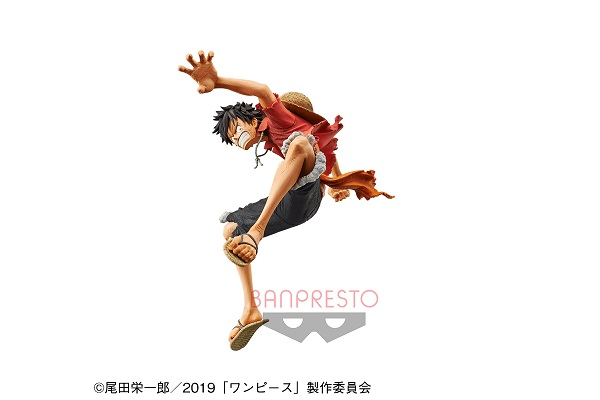 劇場版 『ONE PIECE STAMPEDE』 KING OF ARTIST THE MONKEY・D・LUFFY