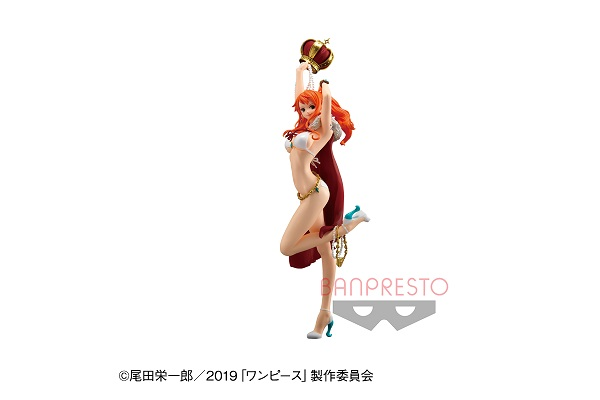 劇場版 『ONE PIECE STAMPEDE』 FLAG DIAMOND SHIP-NAMI-