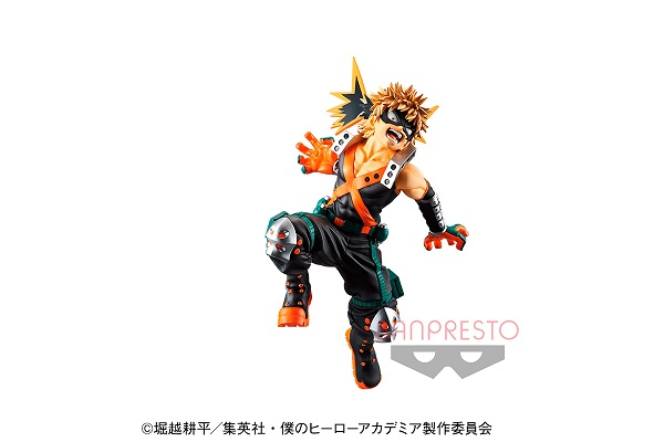 僕のヒーローアカデミア KING OF ARTIST-KATSUKI BAKUGO-