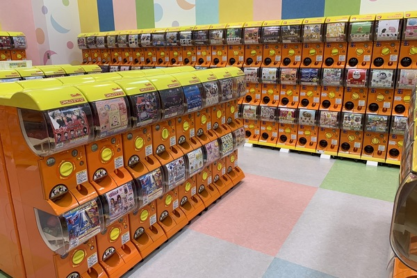 ガシャタウン昭島店|関東エリア|アミュージアム【公式】ゲームセンター