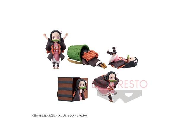 鬼滅の刃 ワールドコレクタブルフィギュア~竈門禰豆子コレクション~