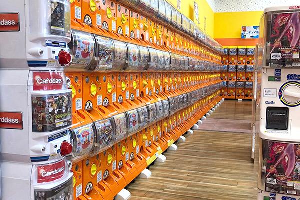 ガシャタウン木津川店|近畿エリア|アミュージアム【公式】ゲームセンター